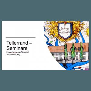 Tellerrandseminare